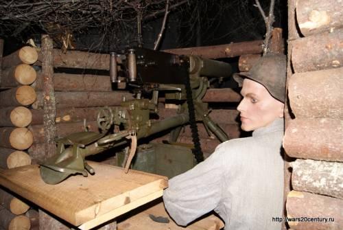 музей пехоты в Миккели