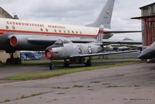 реактивный истребитель CA-27 Sabre Mk.31