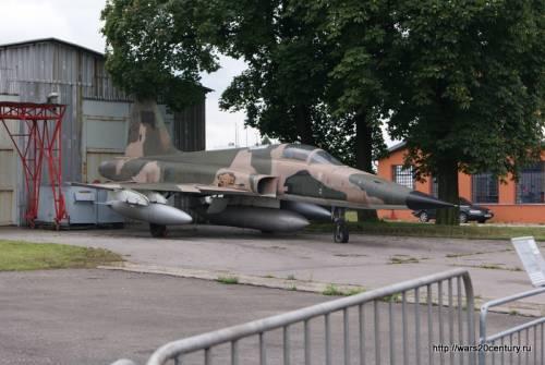 реактивный истребитель F-5E Tiger II