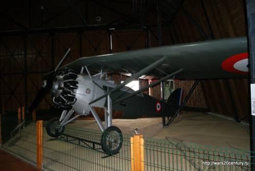 французский учебно-тренировочный самолет Morane Saulnier MS-230 Et.2.