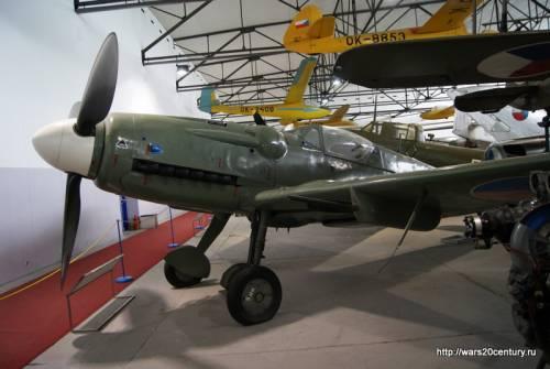 истребитель Avia S-199