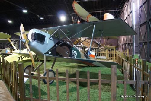 истребитель Aero A-12