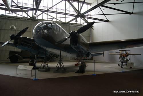 бомбардировщик Aero C-3A
