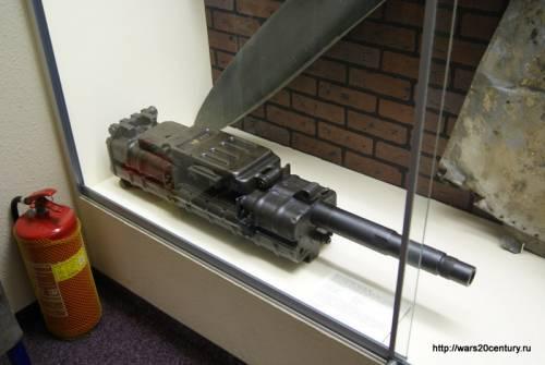 30 мм авиационная пушка МК-108