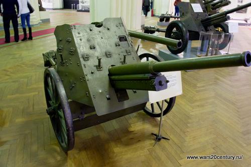 Противотанковая пушка 19-к, образца 1932 г 37-мм противотанковые пушки германии и ссср