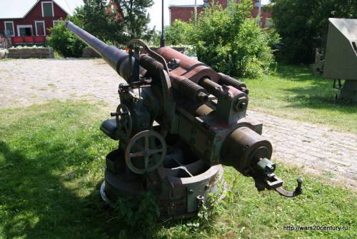75 мм пушка системы Канэ