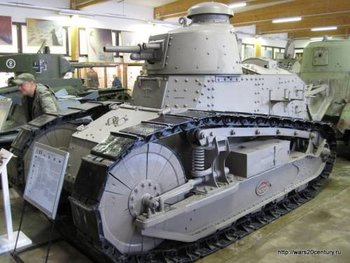 танк Renault F.T.
